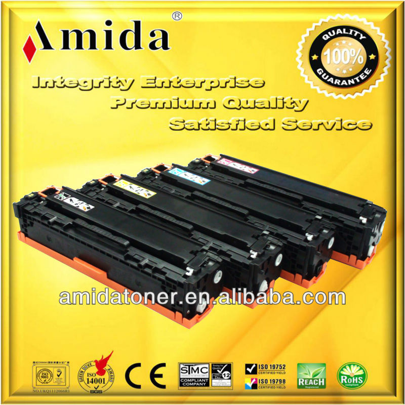 Compatible Laser Toner Cartridge Printer Supply CE321-CE323A for HP