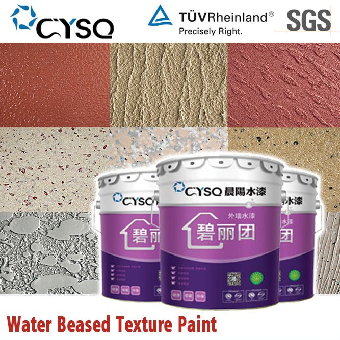 water based decorative outdoor mortar rough spray wall sand stone texture paint price , natural texture paint