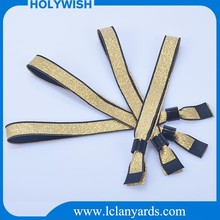 Promotional custom Reflective wristband for party decoration