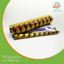 Plastic printing film roll pckaging recycling