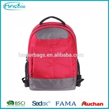 2014 Fashion Design Polyester Backpack HP Laptop Bags Wholesale