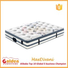 GZ2015-3# nutural latex mattress latex free mattress talalay latex mattress