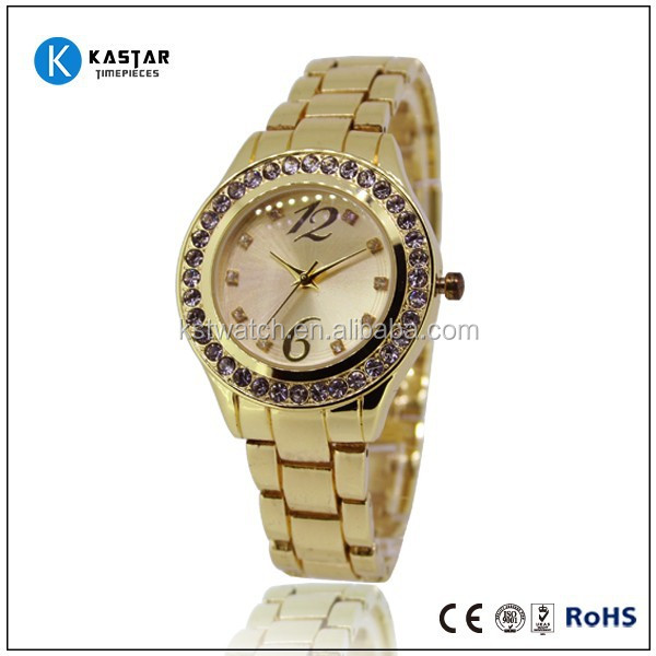 vogue geneva gold watch