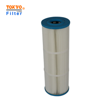 Good Quality OEM PPF Fabric Swimming Pool Whirlpool Washable Spa Water Filter Cartridge For Home