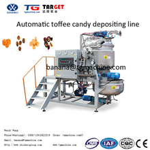GD150T Central filled Soft Toffee Candy making machines