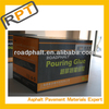 Roadphalt poured asphaltic sealant
