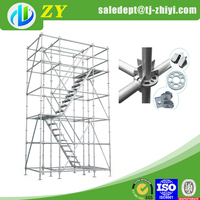 Construction used scaffolding material specification