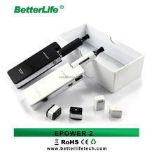 cheap price electronic cigarette lithium battery 26650 huge capacity epower2 epower3 p1 electronic cigarette in USA