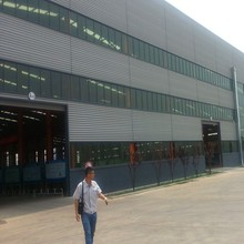 High Quality Africa Project Prefab Steel Warehouse/Workshop/Shed