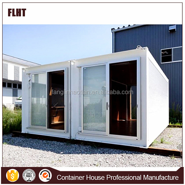Hot sale residential container house knock down prefab house