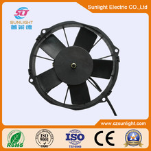 200mm Brushless 24v dc condenser fan motor