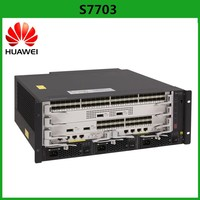Huawei S7700 Series 10G Smart Routing Switches S7703 with 576 Mpps/1440 Mpps