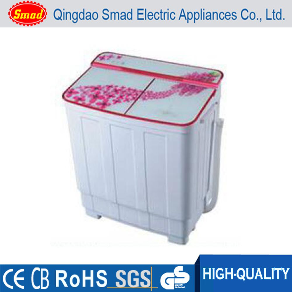 3KG portable baby clothes mini twin tub top loading washing machine/washer