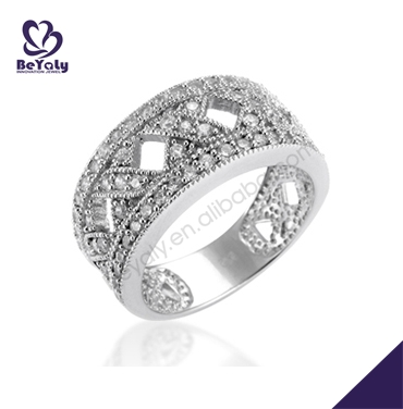 silver jewelry wholesale silver ring finger