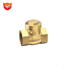 200psi brass vacuum swing check valve