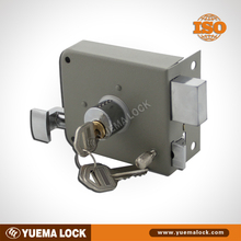 9029 High Quality rim lock for door /garage/warehouse