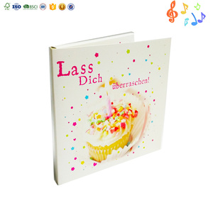 30 Seconds Music Card Sound Greeting Free Musical Birthday Cards