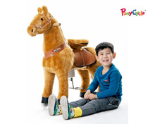 Ride on cow toy-PonyCycle children playing riding toy