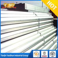 galvanized iron pipe 5 inch/ galvanized iron pipe specification