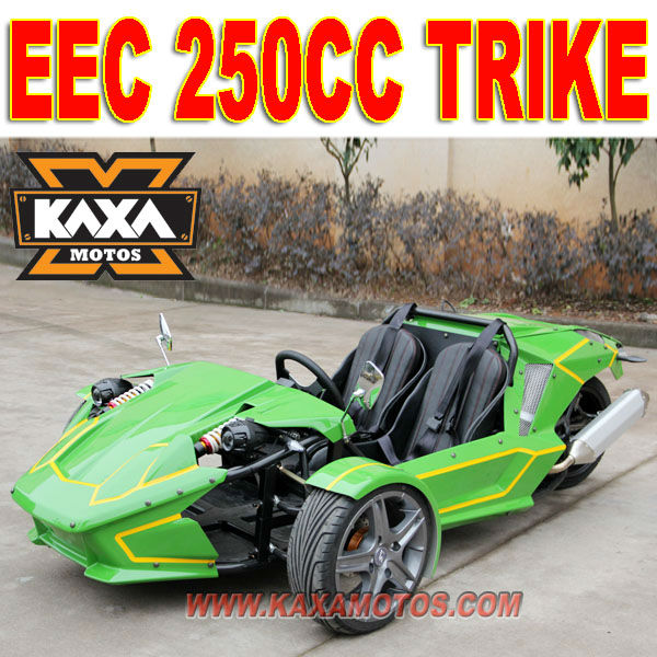 EEC 250cc China Cargo Tricycle