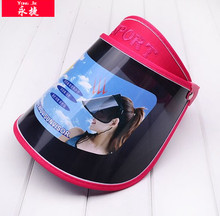 bulk sale uv protection visor hat wholesale uv sun visor cap