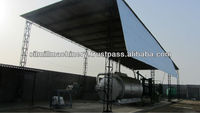 Tyre Pyrolysis Plant To Oil Hot Sale