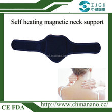 Rehabilitation Therapy thermal warm tourmaline nano neck wrap