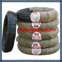 All gauge soft black annealed iron wire for binding (really factory)