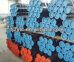 ST35 Cold Drawn Seamless Steel Pipe