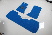 waterproof anti-slip eco-friendly easy to clean PVC coil car mat