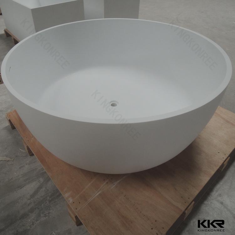 Fabbrica diretta pietra rotonda prezzo vasca da bagno per il progetto di hotel vasca da bagno id - Vasca da bagno rotonda ...