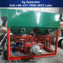 Gravity machine mineral separation iron ore jig