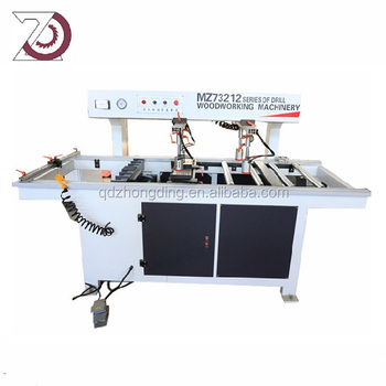 Two line 42 heads Woodworking Multiple drilling machine