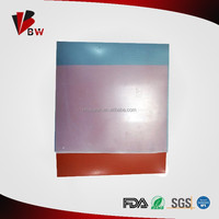 2016 Hot!! White Transparent Silicon Rubber Sheet