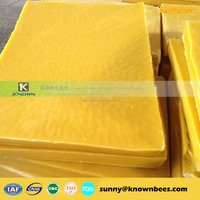 100% pure natural refined yellow Grade A Beeswax