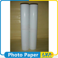 modern design cheap cost silk silver metallized photo paper