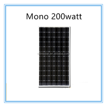 india sherwani prices solar panel 200w Mono pv module made in china