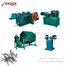 High Efficiency China Automatic Nail Making Machine Price