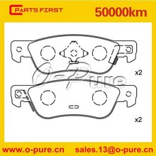 car spare parts Brake pad 8-94317-037 for ISUZU TROOPER Open Off-Road Vehicle(UBS)