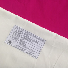 GOTS certified wholesale organic cotton fabric for garment dress