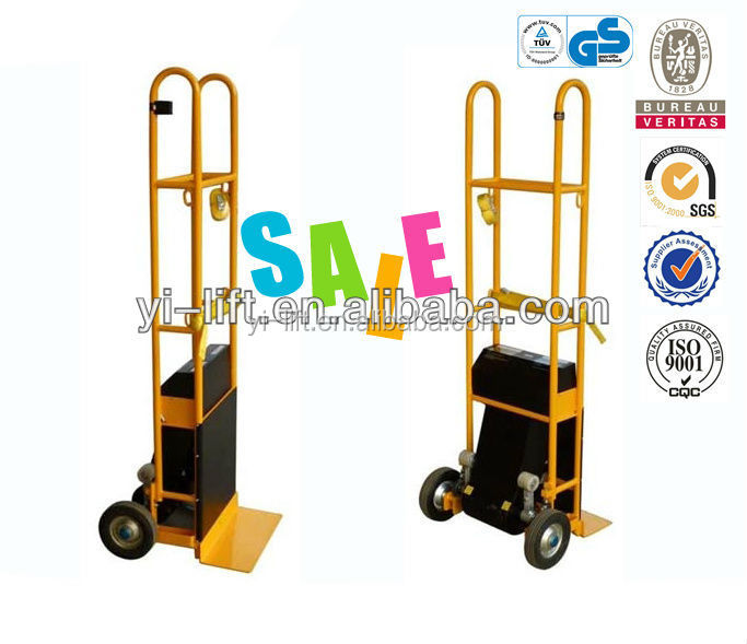 New Design Powered Stair Climbing Truck With High Technology Motor SCT200 Capacity: 200KGS