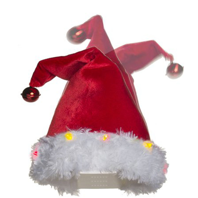 Wholesale Beautiful Santa OEM Xmas Top Hat