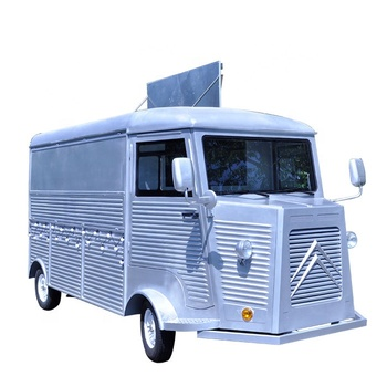 factory supply  hot selling mobile fast food truck for sale