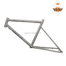 Comeplay Cheap Titanium Racing Mini Velo Bike Frame Ti BMX Bicycle Frame 451/20""