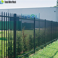 Powder coated cheap high quality Rod Iron Fencing