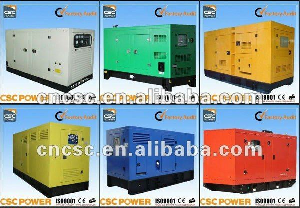 Factory price with yanmar engine 10kw diesel generator with CE and ISO