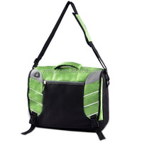 Eco-friendly quality promotional messenger bag with laptop compartment