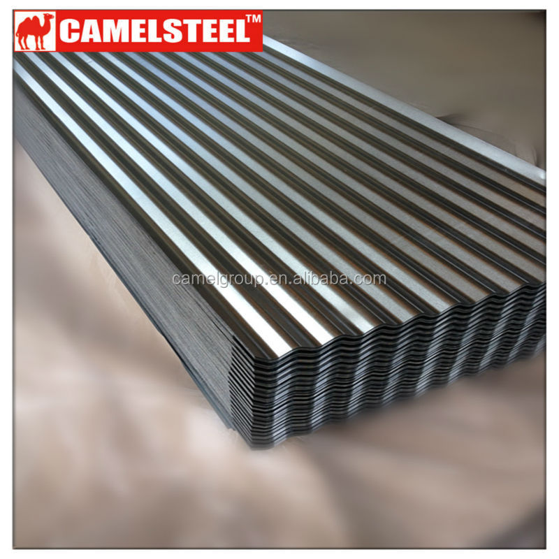 Metal roofing roll corrugated galvanized steel sheet with price