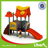 PVC Coated Pipe Kids Play Park Equipment with Galvanized Steel Material