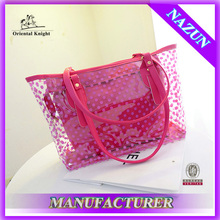 cheap online shopping in waterproof lady pvc beach bag